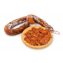 Chorizo Primera PICANTE de Herradura (3 piezas 1 kg aprox.)