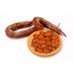 Chorizo Primera de Herradura (3 piezas 1 kg aprox.)